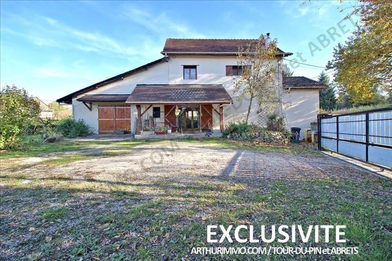 Sale house / villa Les abrets 225000€ - Picture 1