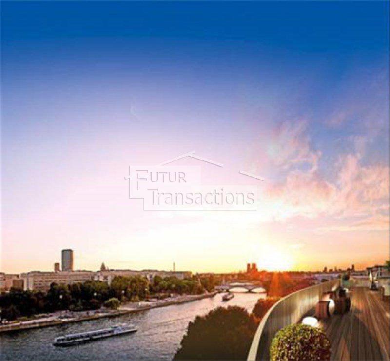 Produit d'investissement appartement Paris 4ème 646000€ - Photo 3