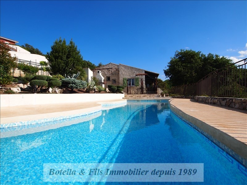 Venta  casa Uzes 485000€ - Fotografía 4
