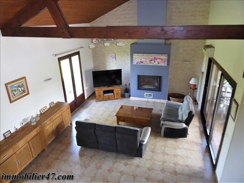 Vente maison / villa Castelmoron sur lot 349000€ - Photo 4