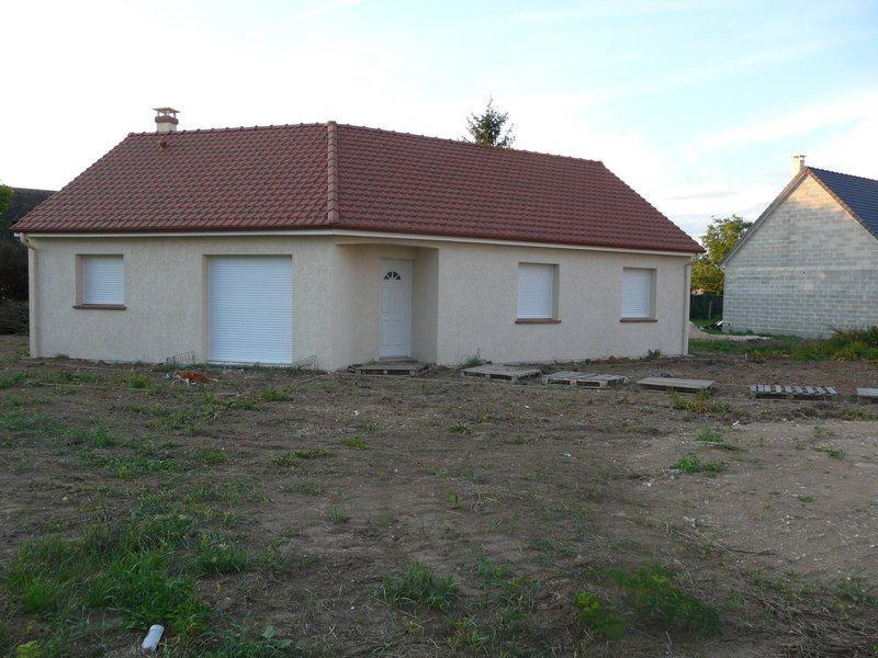 Maison  5 pièces + Terrain 1000 m² Gournay-en-Bray par RESIDENCES INTER ROUEN