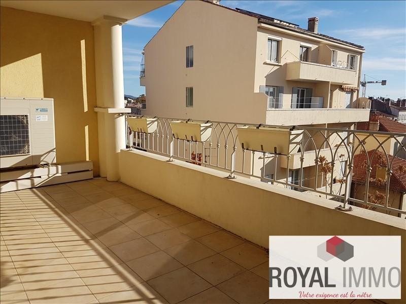 Sale apartment Toulon 219000€ - Picture 1