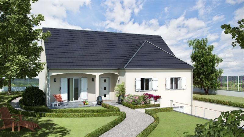 Maison  5 pièces + Terrain 2000 m² Candé-sur-Beuvron par babeau seguin