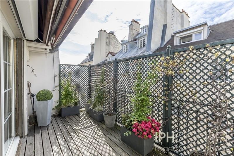 Vente de prestige appartement Paris 6ème 1030000€ - Photo 7