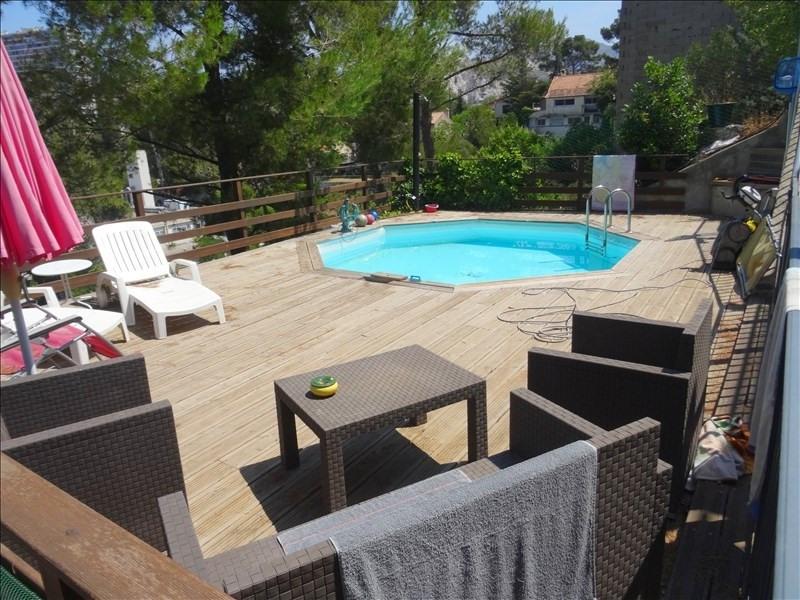 Deluxe sale house / villa Marseille 9ème 590000€ - Picture 1