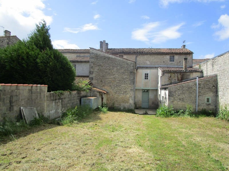 Sale house / villa Matha 88500€ - Picture 2