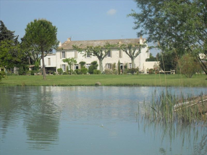 Vente de prestige maison / villa Caumont sur durance 1399000€ - Photo 2