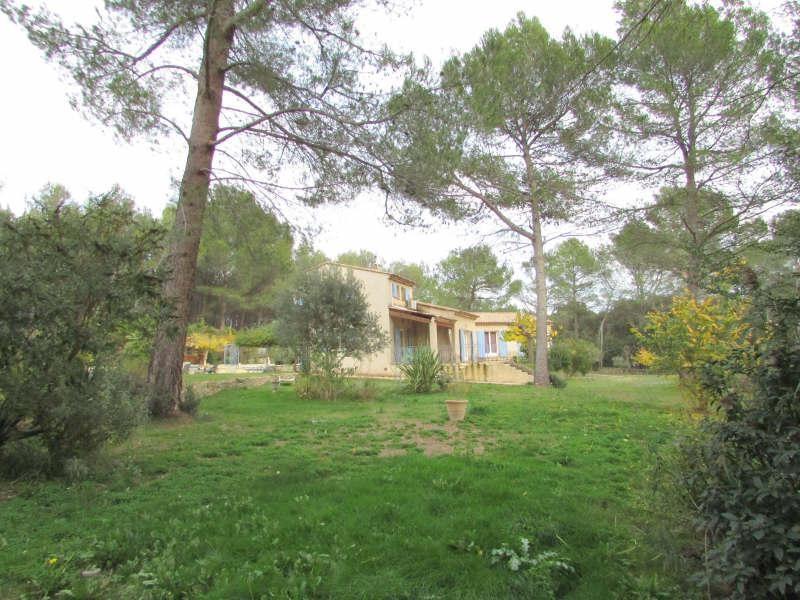 Deluxe sale house / villa Lambesc 740000€ - Picture 2
