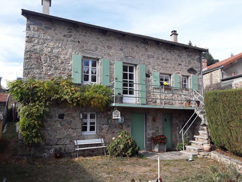 Sale house / villa Lachapelle sous chaneac 92000€ - Picture 1