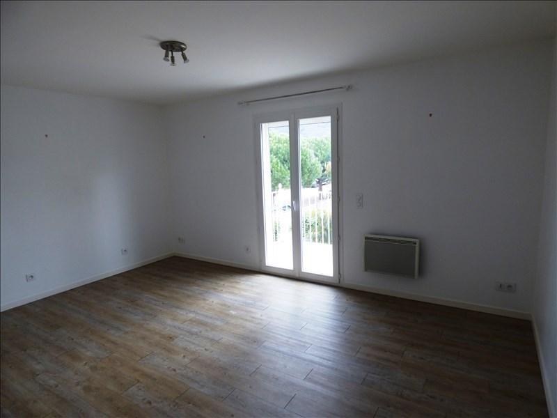 Rental apartment Aussillon 425€ CC - Picture 1