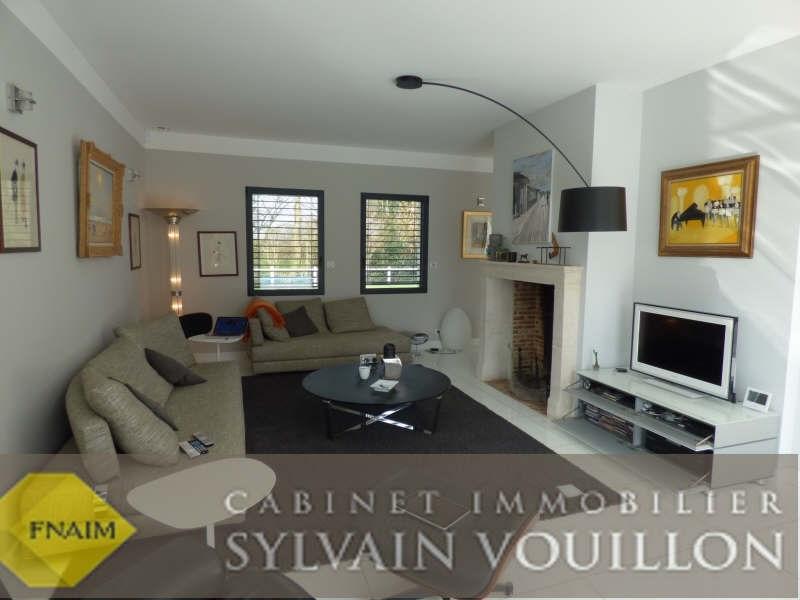 Revenda residencial de prestígio casa Deauville 1490000€ - Fotografia 3