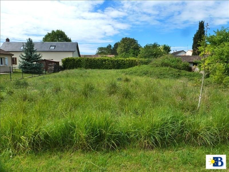 Vente terrain Availles en chatellerault 39000€ - Photo 2