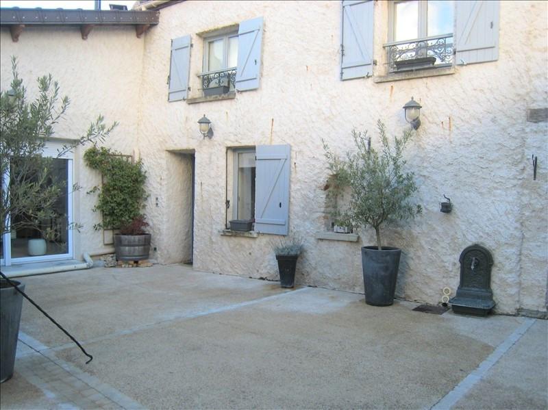Vente de prestige maison / villa Chanteloup les vignes 415000€ - Photo 1