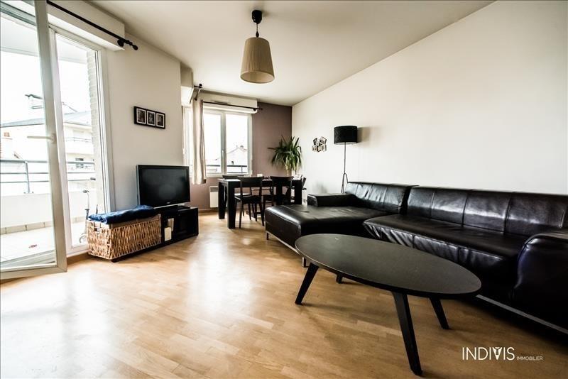 Sale apartment Suresnes 455000€ - Picture 1