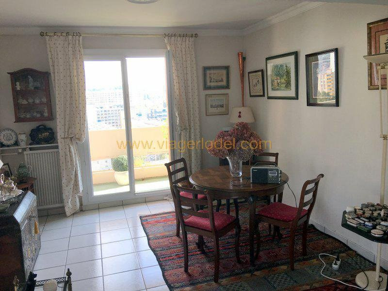 Vitalicio  apartamento Toulon 75000€ - Fotografía 3