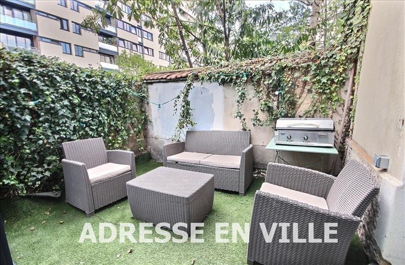 Revenda apartamento Levallois perret 499000€ - Fotografia 5