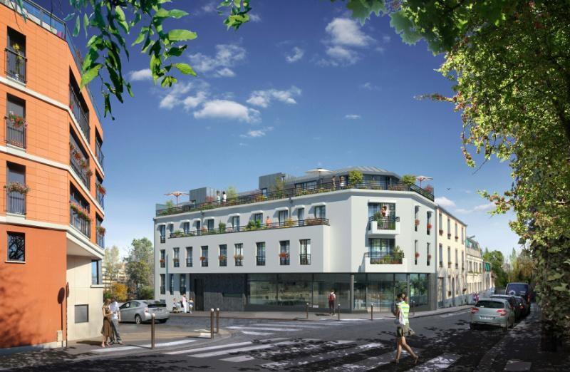 Vente neuf programme Paris 20ème  - Photo 1