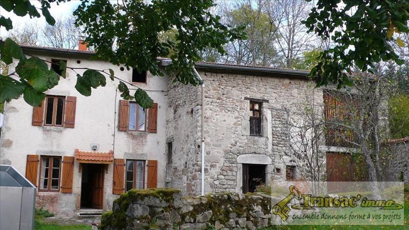 Vente maison / villa Vollore montagne 70850€ - Photo 1