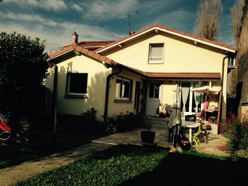Vente maison / villa Villeurbanne 549000€ - Photo 1