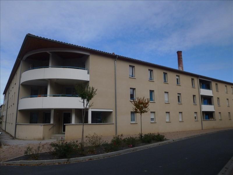 Sale apartment Labruguiere 90000€ - Picture 2