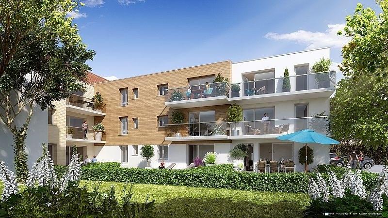 Appartements vendre willems entre particuliers et agences for Jardin oriente nord