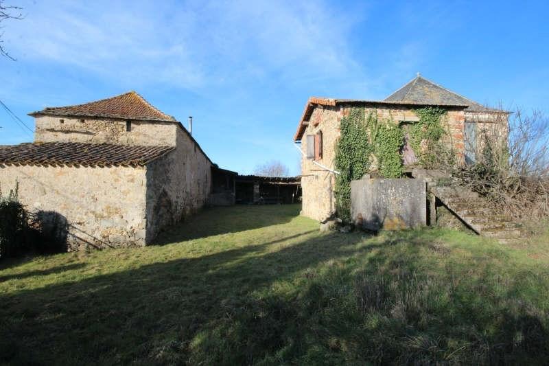 Vente maison / villa Saint christophe 160000€ - Photo 3