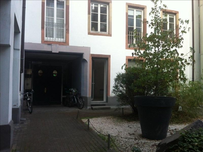 Rental apartment Strasbourg 599€ CC - Picture 2