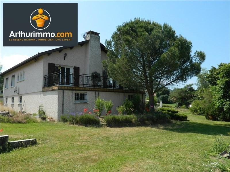 Vente maison / villa St alban les eaux 197500€ - Photo 1