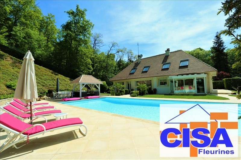 Deluxe sale house / villa Chantilly 870 000€ - Picture 1