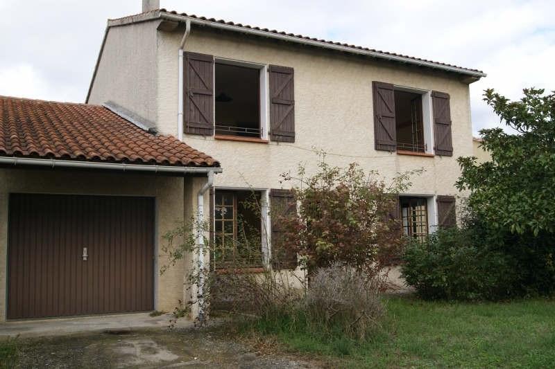 Vente maison / villa Revel 212000€ - Photo 1