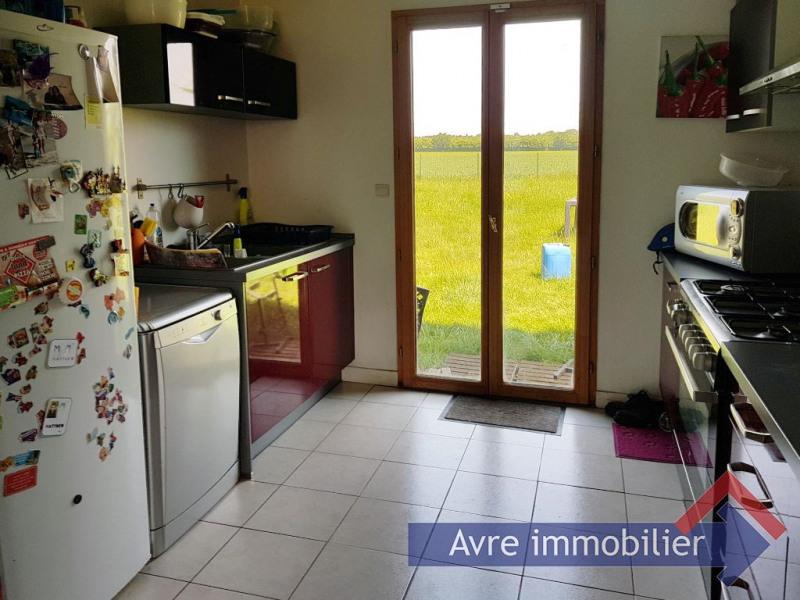 Vente maison / villa Verneuil d avre et d iton 167500€ - Photo 2