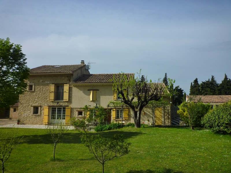 Deluxe sale house / villa Loriol du comtat 619000€ - Picture 1