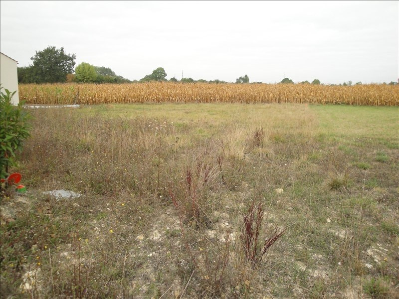 Sale site Niort 64 000€ - Picture 1