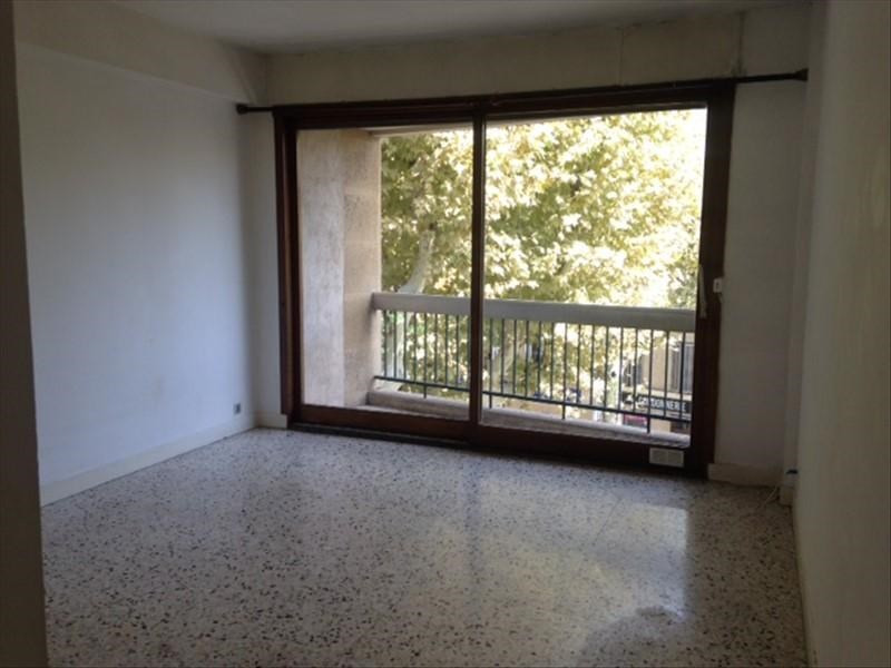 Rental apartment Aix en provence 495€ CC - Picture 1