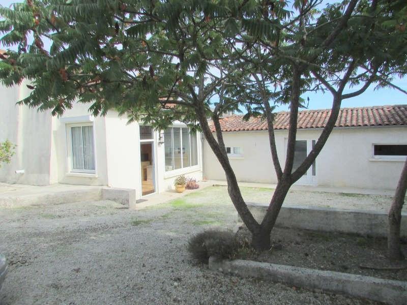 Vente maison / villa Aigre 84000€ - Photo 1