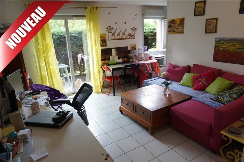 Vente appartement Toulouse 116900€ - Photo 1