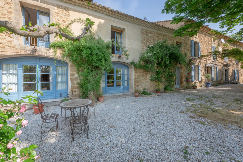 Deluxe sale house / villa Althen des paluds 787 000€ - Picture 1
