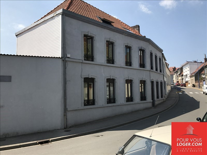 Produit d'investissement immeuble Desvres 297000€ - Photo 1