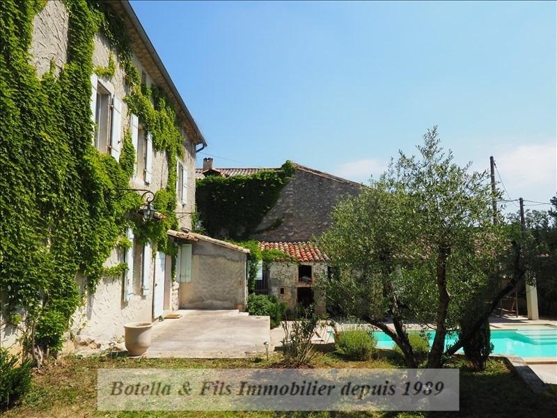 Venta  casa Uzes 395000€ - Fotografía 16