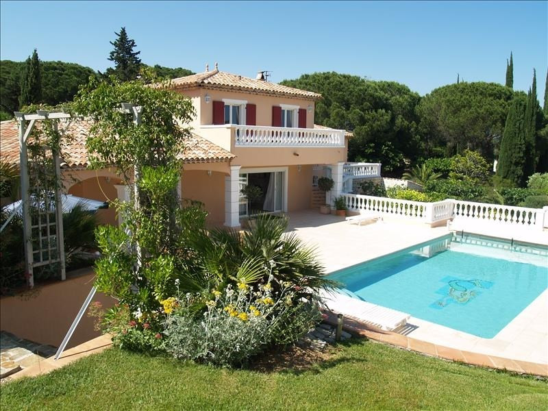 Deluxe sale house / villa St aygulf 1415000€ - Picture 11