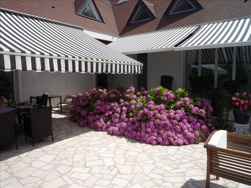 Deluxe sale house / villa Saint-nom la breteche 1745000€ - Picture 1