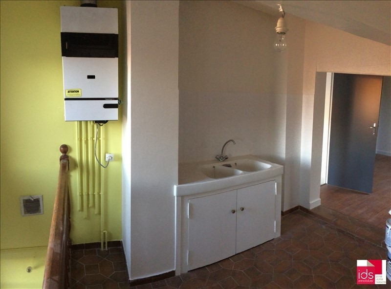Rental apartment Romans sur isere 408€ CC - Picture 2