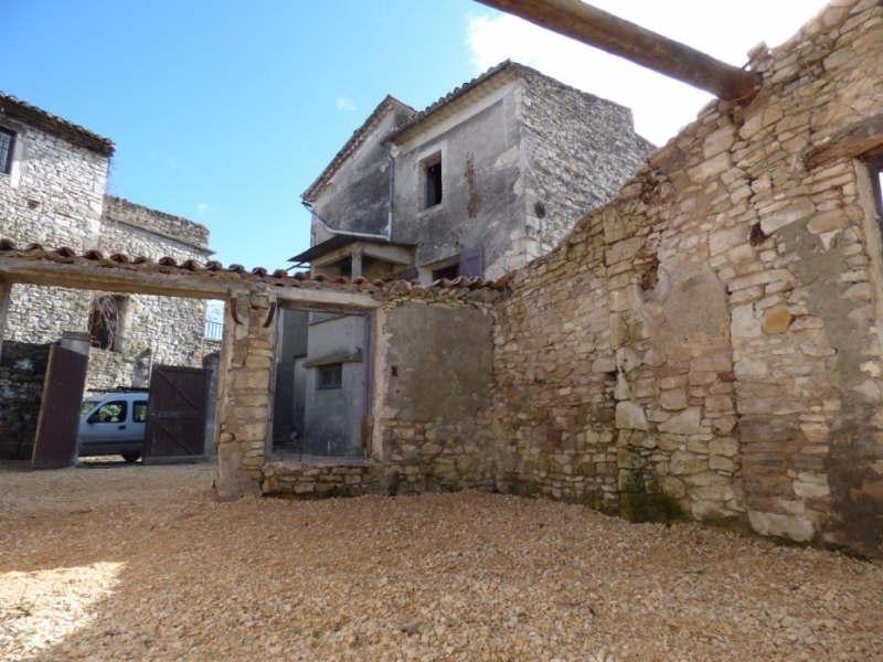 Vente maison / villa Barjac 89000€ - Photo 7
