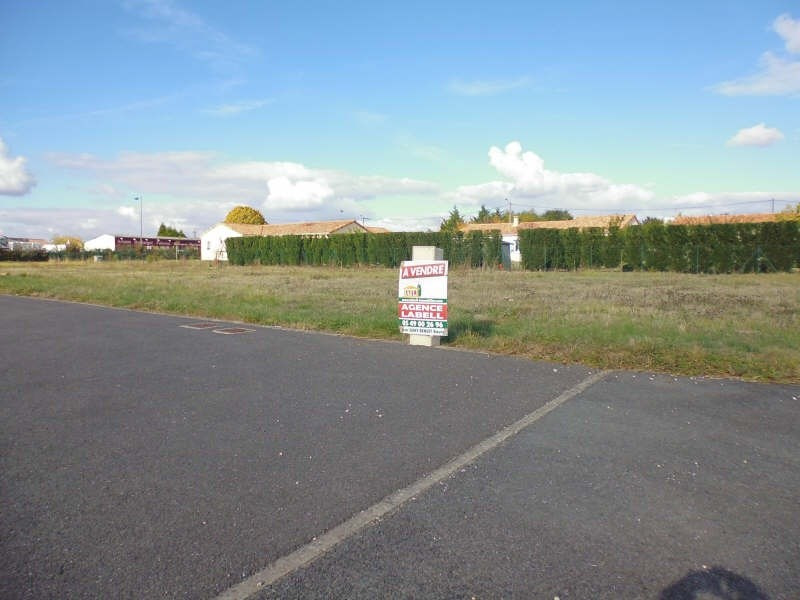 Venta  terreno Nieuil l espoir 70000€ - Fotografía 3