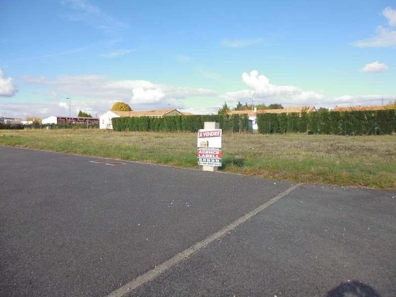 Vente terrain Nieuil l espoir 70000€ -  3