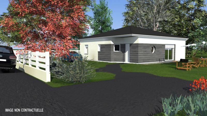 Maison  5 pièces + Terrain 600 m² Pompignac par BATICA