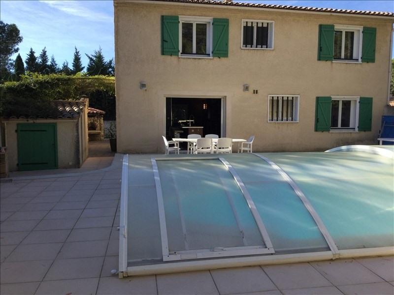 Sale house / villa Lambesc 549000€ - Picture 1