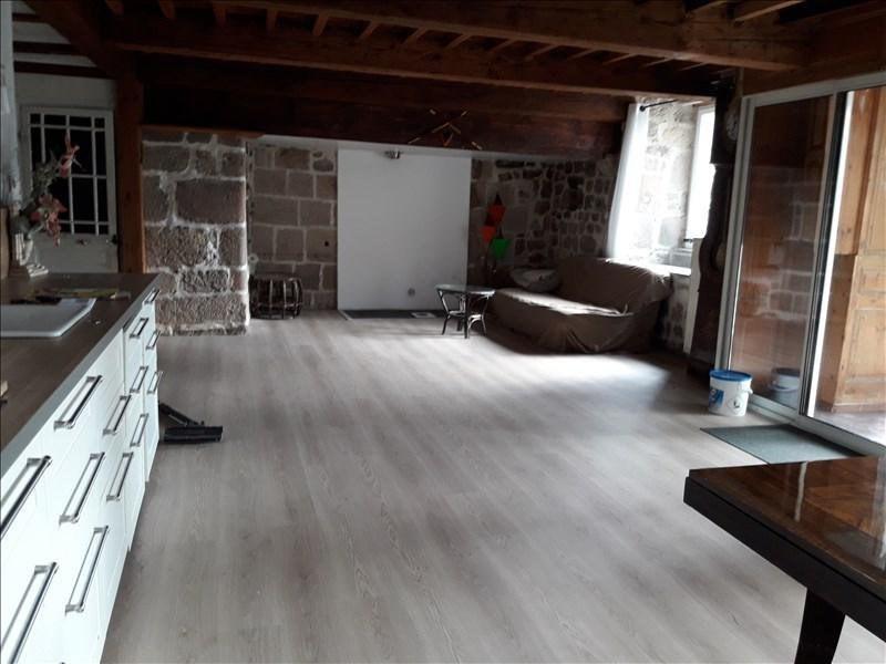 Sale house / villa St bonnet le froid 152800€ - Picture 3