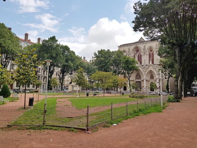 Vente de prestige appartement Lyon 6ème 600000€ - Photo 1