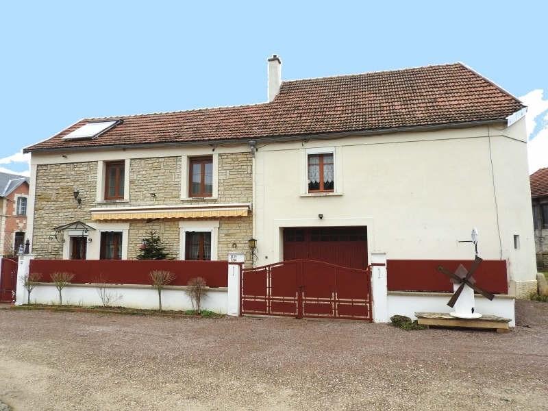 Sale house / villa A 15 mins de chatillon 134000€ - Picture 1